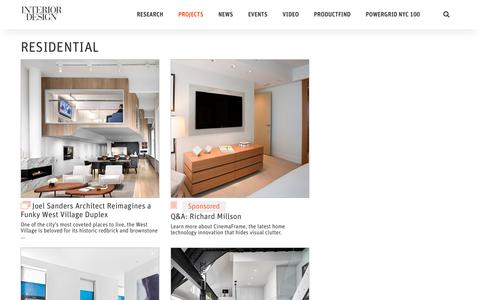 Residential   Interior Design Projects