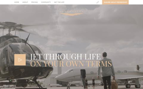 World's Largest Private Air Travel & Lifestyle Community   JetSmarter