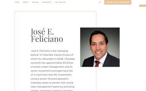 José E. Feliciano   JetSmarter