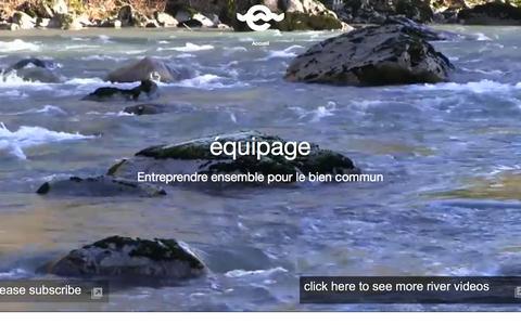 Screenshot of Home Page equipage.ca - Equipage | Entreprendre ensemble pour le bien commun | - captured Jan. 27, 2015