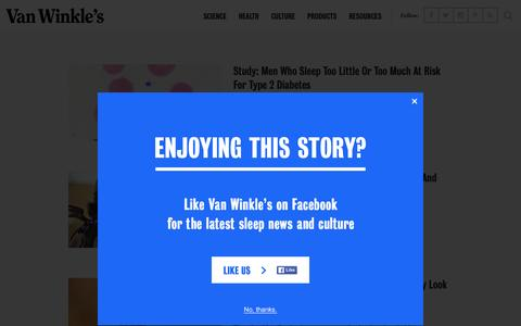 Screenshot of Press Page vanwinkles.com - Latest Posts | Van Winkle's - captured July 2, 2016