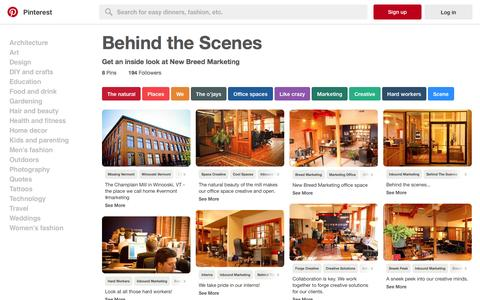 78+ images about Behind the Scenes on Pinterest | The natural, Places and We