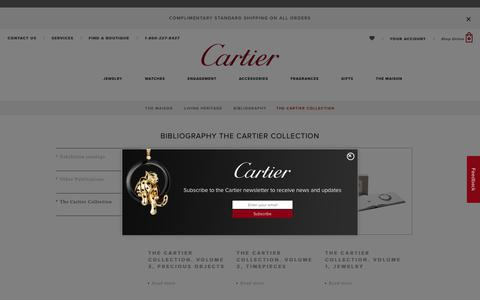 The Cartier Collection - Maison Cartier