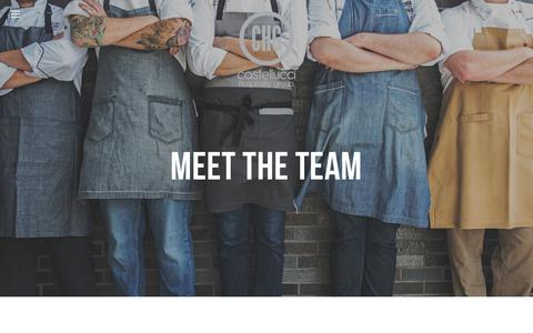 Screenshot of Team Page castelluccihg.com - Meet the Team — Castellucci Hospitality Group - captured July 17, 2017