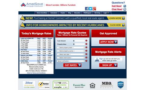 Mortgage Rates   Get Current Mortgage Rates in Seconds