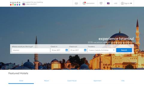 Istanbul Hotels, Turkey: Great savings and real reviews