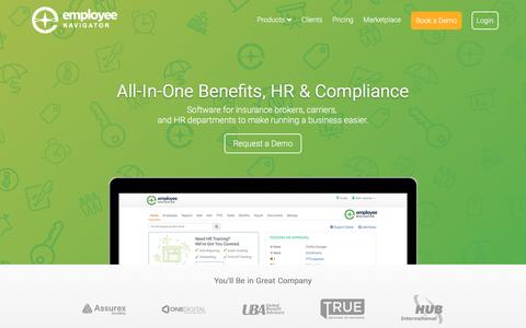 Employee Navigator: Benefits Administration and HR Software
