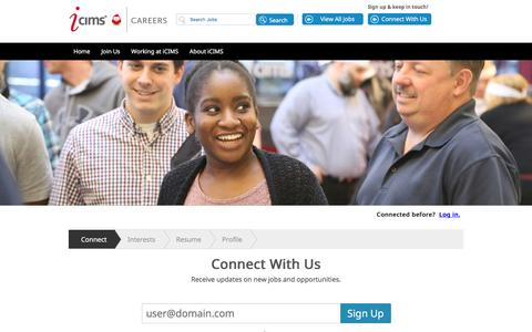 Connect Portal - Connect With Us