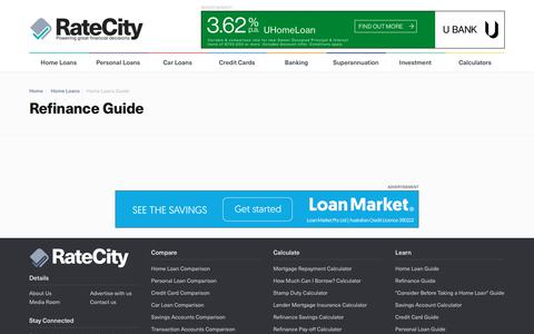 Home Loans Guide | Home Loan Considerations | RateCity