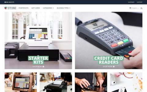 iPad POS Hardware | POS System | ShopKeep Store