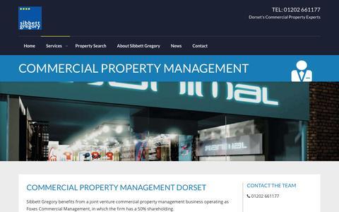 Screenshot of Team Page sibbettgregory.com - Commercial Property Management - Sibbett GregorySibbett Gregory - captured Dec. 20, 2015