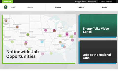 Jobs | Department of Energy
