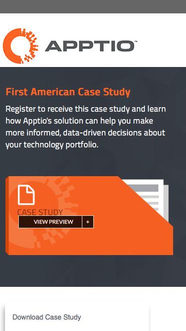 First Amercian Case Study