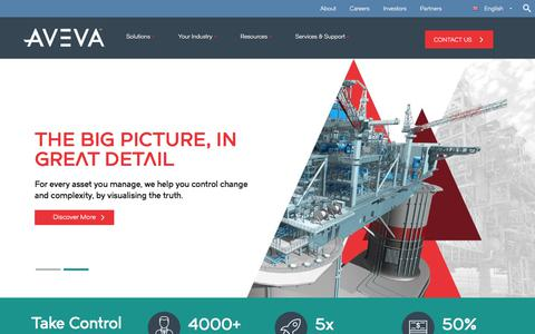 AVEVA | Engineering software for the Plant and Marine industries