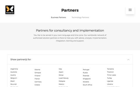 Business Partners | WoodWing Software