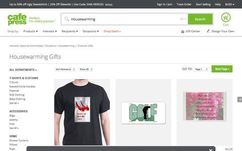 Housewarming Gifts & Merchandise | Housewarming Gift Ideas & Apparel - CafePress