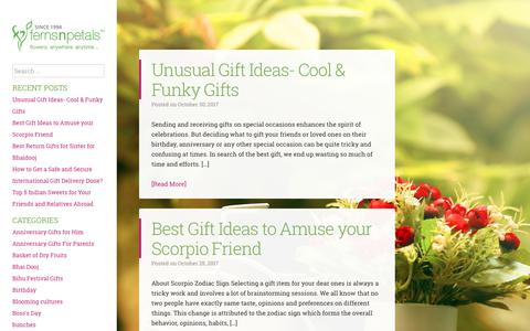 Best Gift Ideas for all Occasions- Ferns N Petals Blog -
