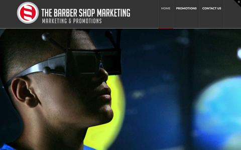 The Barber Shop | Marketing and Advertising | Dallas, TX