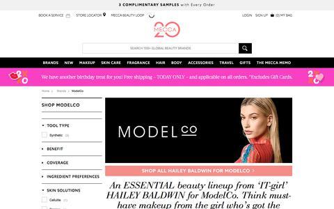 Shop ModelCo | MECCA