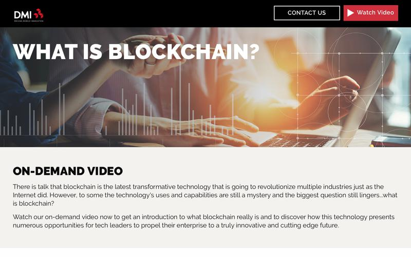 What is Blockchain? - Home