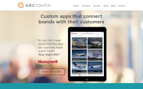 ArcTouch — Mobile App Design and Development Company