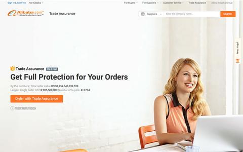 Trade Assurance
