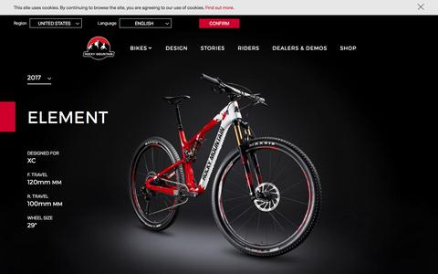 Element | Rocky Mountain Bicycles