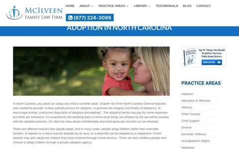 Charlotte Adoption Lawyer | McIlveen Family Law Firm