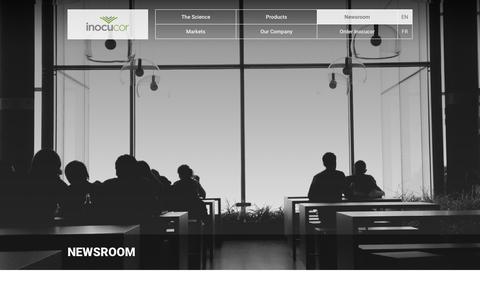 Screenshot of Blog inocucor.com - Blog Archives | Inocucor - captured Jan. 8, 2016