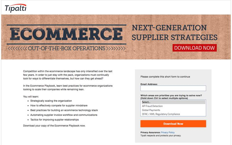 Guide: Best Practices for Ecommerce AP