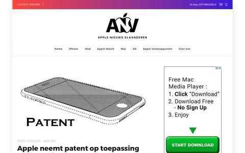 Apple neemt patent op toepassing voor geheime noodoproepen | Apple Nieuws Vlaanderen