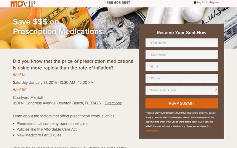 Boynton Beach FL Prescription Savings Event