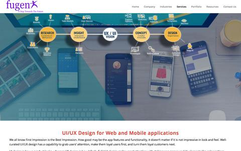 UI/UI Design Company in Bangalore India   Best UI Design Companies in India
