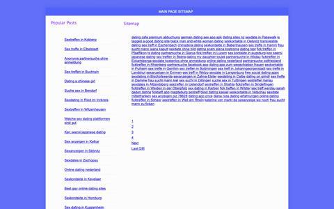 Screenshot of Site Map Page vanesstudio.eu - vanesstudio.eu sitemap 1 - captured Oct. 20, 2018