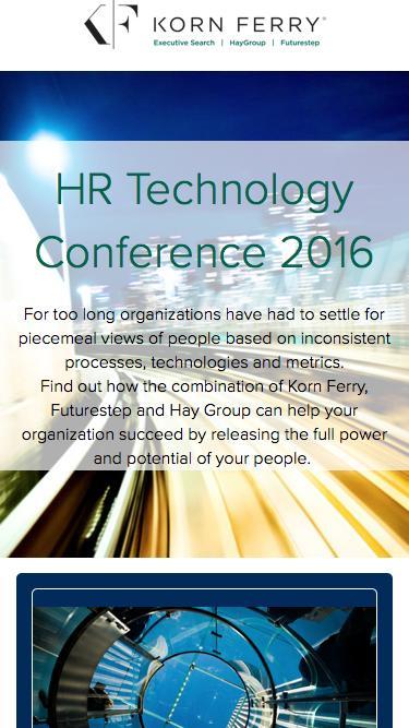 HR Tech 2016