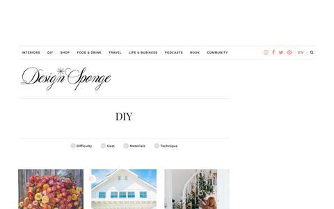DIY – Design*Sponge