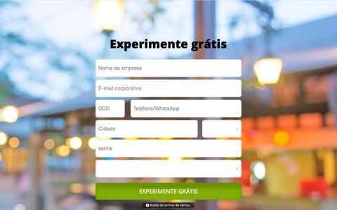 Screenshot of Trial Page superlogica.com - Trial - Superlógica - captured June 11, 2019