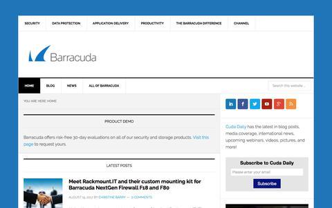 Barracuda – Reclaim Your Network