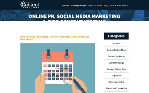 Digital PR, Social Media, Blog and Content Marketing Tips & Tricks