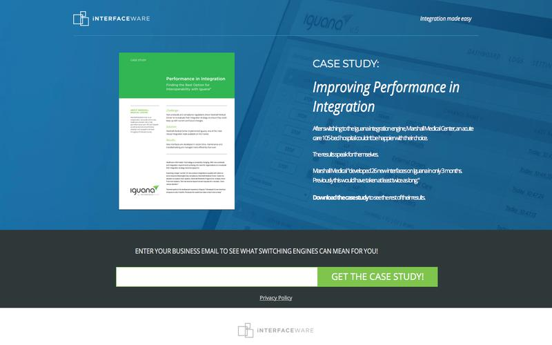 Case Study: Improving Performance in Integration