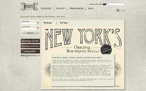 Screenshot of About Page mysuites.net - MySuitesAbout - MySuites - captured Oct. 26, 2014