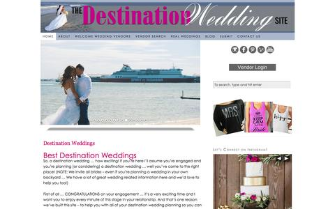 Best Destination Weddings | Destination Wedding Planning