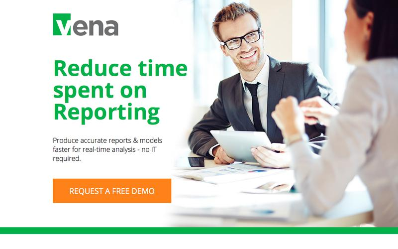 Month-end Accounting Reporting Software | Vena Solutions