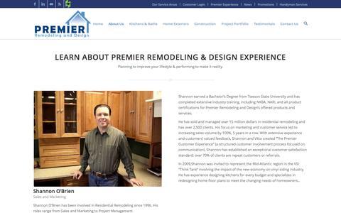 Screenshot of Team Page premierremodels.com - Meet the Team - captured Oct. 2, 2014