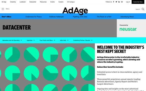 Datacenter - AdAge