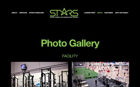 Screenshot of Press Page starssocal.com - PICTURES — STARS - captured Sept. 30, 2018