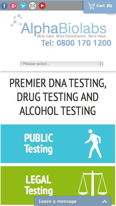 dna relationship testing uk