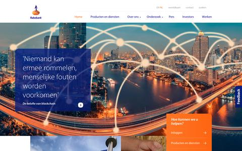 Home Rabobank Group