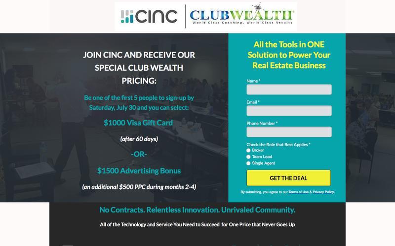 Commissions Inc. (CINC)
