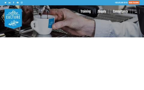 Screenshot of Blog coffeeculture.ie - Coffee Culture Blog | Coffee Tips, Coffee Culture news, and More! - captured July 20, 2018